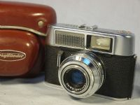 '   VITO-MINT- ' Voigtlander Vito Automatic Camera c/w  Lanthar 50MM F2.8 Lens -NICE-MINT-CASED £14.99